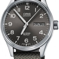 410bb1dae3ecf Prices for Oris Big Crown ProPilot Day Date watches