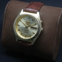 Orient Steel 37mm Automatic pre-owned