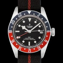 튜더 Black Bay GMT 스틸