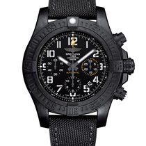 Breitling Avenger Hurricane Carbon 45mm Black Arabic numerals United States of America, Iowa, Des Moines