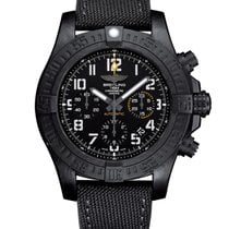 Breitling Avenger Hurricane 45mm Black Arabic numerals United States of America, Iowa, Des Moines