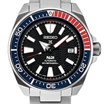 Seiko Steel 44.00mm Automatic SRPB99K1 new