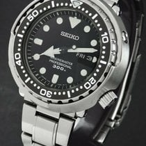 Seiko Marinemaster Acero 48mm