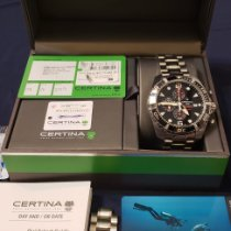 Certina Steel 46mm Automatic C032.427.11.051.00 pre-owned
