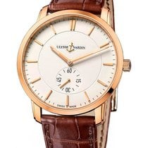 Ulysse Nardin Classico pre-owned Fold clasp