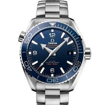 Omega Seamaster Planet Ocean Steel Blue United States of America, Florida, North Miami Beach