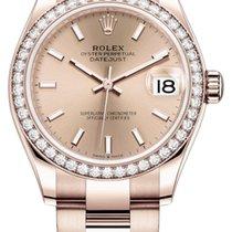 Rolex Datejust Oro rosa 31mm Oro