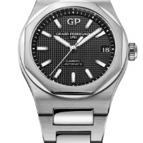 Girard Perregaux Laureato new 2019 Automatic Watch with original box and original papers 81010-11-634-11A
