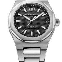 Girard Perregaux 81010-11-634-11A Acier 2019 Laureato 42mm nouveau