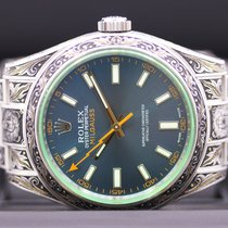 Rolex Steel 40mm Automatic 116400GV new