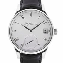 H.Moser & Cie. White gold 41.5mm Manual winding 2100-0200 new United States of America, New Jersey, Cresskill