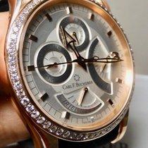 Carl F. Bucherer Ouro rosa 40mm Automático 00.10901.03.16.11 usado