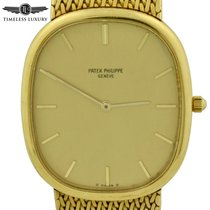 Patek Philippe Golden Ellipse 3738 1979 brukt