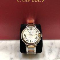 Cartier nuevo Automático 42mm Acero Cristal de zafiro