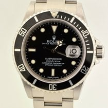 Rolex 16610T Steel 2007 Submariner Date 40mm pre-owned