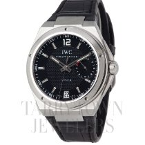 IWC Big Ingenieur pre-owned 45mm Black Date Buckle