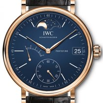IWC Red gold Manual winding IW516407 new