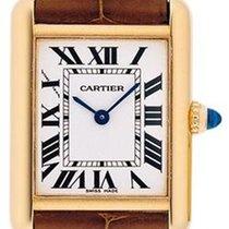 Cartier Tank Louis Cartier Жёлтое золото 29.5mm Россия, Moscow