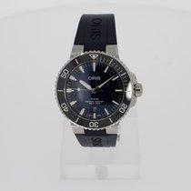 Oris new Automatic 39.5mm Steel Sapphire crystal