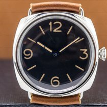 Panerai Special Editions Steel 47mm Black Arabic numerals United States of America, Massachusetts, Boston