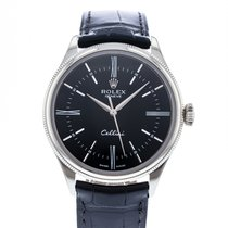 Rolex Cellini Time White gold 39mm Black United States of America, Georgia, Atlanta