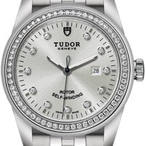 Tudor Glamour Date new Automatic Watch with original box