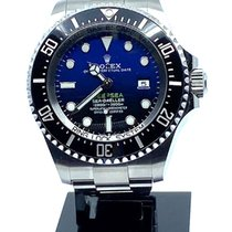 Rolex Sea-Dweller Deepsea Stahl 44mm Blau Keine Ziffern Deutschland, Kaufbeuren