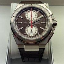 IWC Ingenieur Chronograph Сталь 45mm Коричневый Без цифр