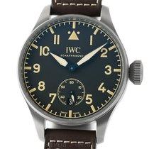 IWC Big Pilot Titanium 48mm Black Arabic numerals United States of America, New York, New York