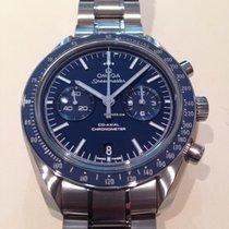Omega Speedmaster Professional Moonwatch Titanium 44mm Blue No numerals