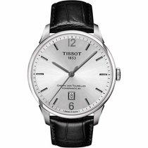 Tissot Men's T099.407.16.037.00 T-Classic Chemin Des Tourelles