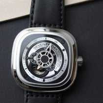 Sevenfriday P1B-1 new 2020 Automatic Watch with original box and original papers SF-P1B/01