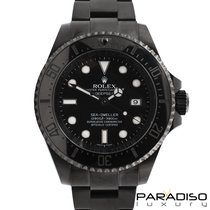 Rolex Sea-Dweller Deepsea - Black Venom