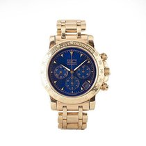 Zenith El Primero Rainbow chronograph gold 41 mm - lot of gold...