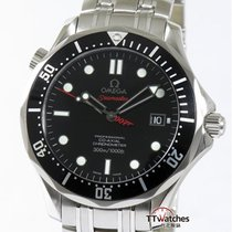 Omega Seamaster James Bond 007 Limited Edition Box Papers