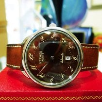 Hermès Arceau Ref: Ar4.810 Swiss Automatic Brown Dial 41mm Watch