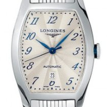 Longines Evidenza Steel Silver United States of America, New York, New York City