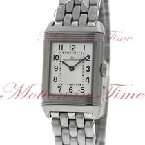 Jaeger-LeCoultre Reverso Classic Small Duetto Acier 34.2mm Arabes