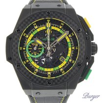Hublot King Power Keramiek 48mm Doorzichtig Arabisch Nederland, Maastricht