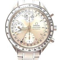 Omega Speedmaster Triple Date  Automatic Chronograph
