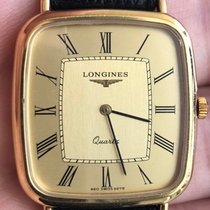 Longines Gents Gold Plated wristwatch