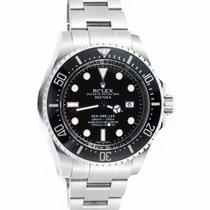 Rolex Sea-Dweller DEEPSEA 44 mm Steel 116660 Black Papers 2015