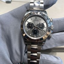 Rolex Daytona White gold 40mm Black Arabic numerals United States of America, California, Garden Grove