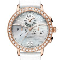 Blancpain 3626-2954-58A Rose gold 2019 Women 38.6mm new
