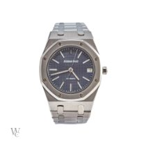 Audemars Piguet Royal Oak 36mm Blue Dial