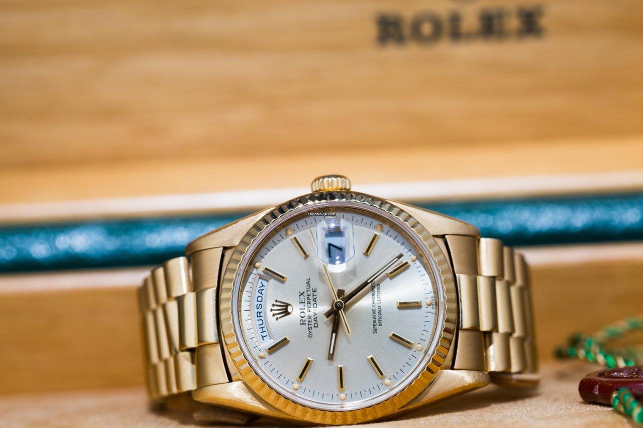 f22e5fd51ee Rolex 18238 - Compare preços na Chrono24