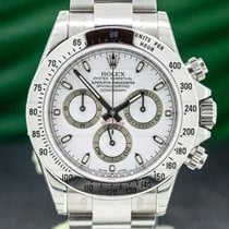 Rolex Daytona Steel White United States of America, Massachusetts, Boston