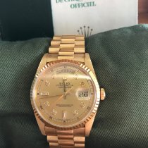Rolex Yellow gold 36mm Automatic 18238 pre-owned Australia, Banora Point