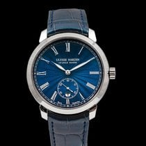 Ulysse Nardin Classico 40mm Blue United States of America, California, San Mateo