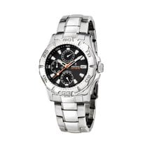 Festina Steel 41mm Quartz FESTINA new